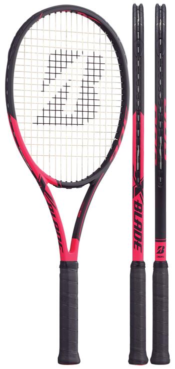 【特典付予約品】ブリヂストン(BRIDGESTONE) テニスラケット エックスブレード ビーエックス(X-BLADE BX)305 BRABX1