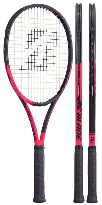 ブリヂストン(BRIDGESTONE) テニスラケット エックスブレード ビーエックス(X-BLADE BX)290 BRABX3