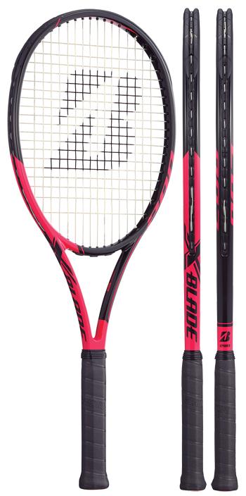 ブリヂストン(BRIDGESTONE) テニスラケット エックスブレード ビーエックス(X-BLADE BX)280 BRABX4