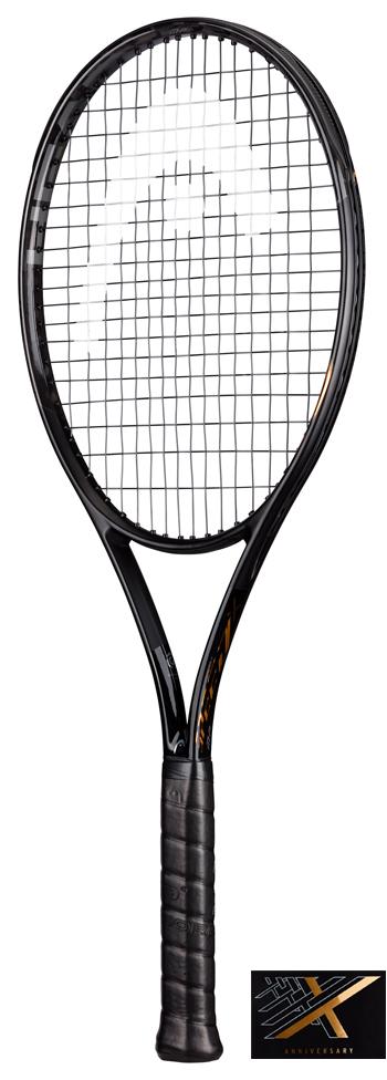 【数量限定アニバーサリーモデル】テニスラケット ヘッド(HEAD)スピードテン(SPEED X)2019 エムピー(MP)236109