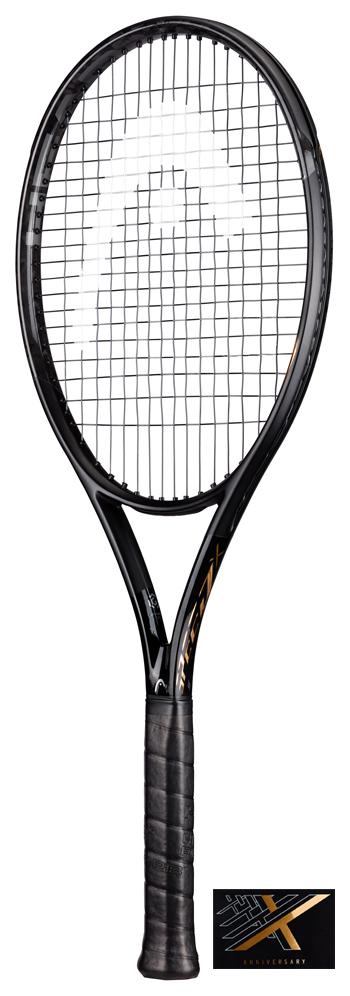 【数量限定アニバーサリーモデル】テニスラケット ヘッド(HEAD)スピードテン(SPEED X)2019 エス(S) 236119