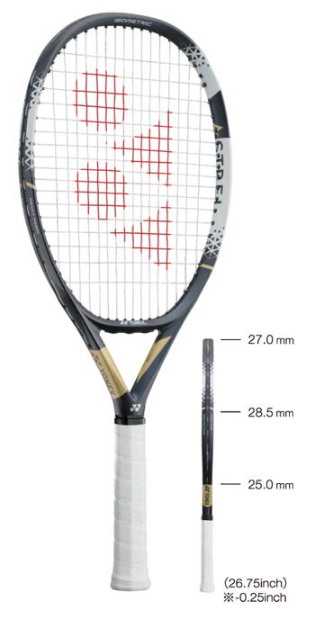 【特典付き】ヨネックス(YONEX)テニスラケット アストレル115(ASTREL115) 02AST115