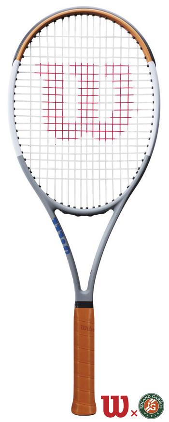 テニスラケット ウイルソン(Wilson)ブレード 98 16x19 V7.0 ローランギャロス(BLADE 98 16x19 V7.0 RG)WR045411U+