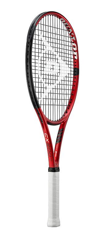 しなりとホールド感に優れたオーバーサイズモデル 新作送料無料 テニスラケット ダンロップ DUNLOP CX200 OS クリアランスsale!期間限定! ※スマートテニスセンサー対応 DS22104