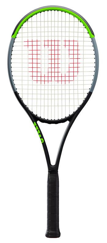 テニスラケット ウイルソン(Wilson)BLADE 100L V7.0(ブレード100L V7.0)WR014011S+