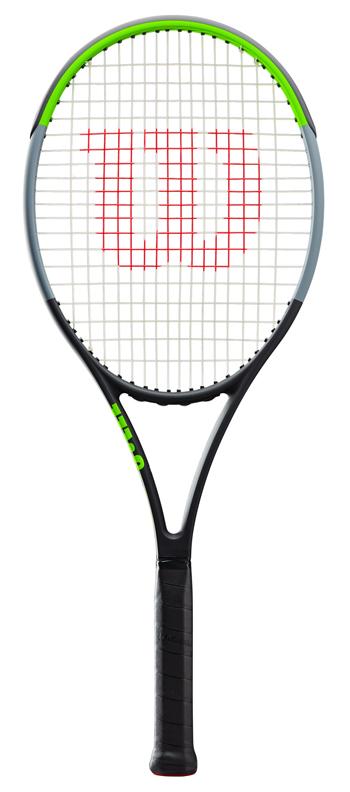 7代目BLADE 2019年モデル 海外 発売開始 好評受付中 テニスラケット ウイルソン Wilson BLADE V7.0 WR013911S+ ブレード104 104
