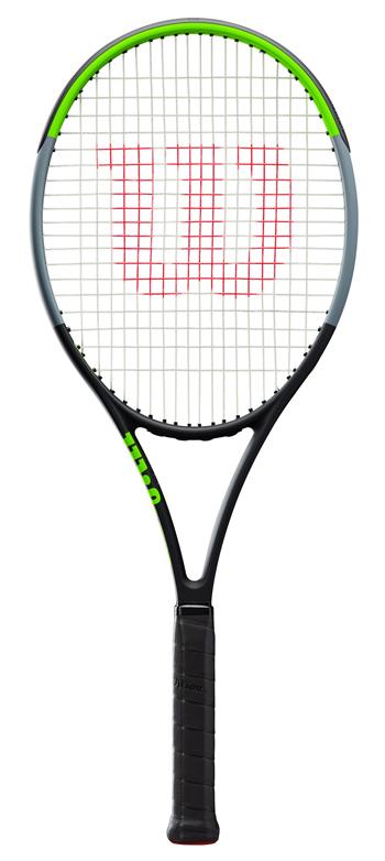 テニスラケット ウイルソン(Wilson)BLADE 104 SW V7.0(ブレード104 SW V7.0)WR014211S+
