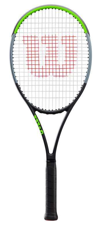 テニスラケット ウイルソン(Wilson)BLADE 98 18x20 V7.0(ブレード98 18x20 V7.0)WR013711S+
