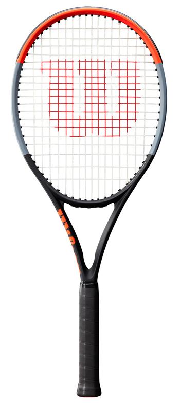 テニスラケット ウイルソン(Wilson)クラッシュ 100L(CLASH 100L)WR008711S+