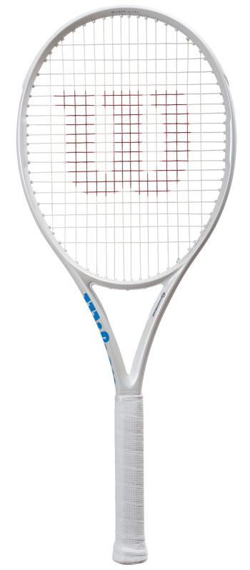 【SALE★在庫限り】【日本限定】テニスラケット ウイルソン(Wilson) ウルトラ100CV White in White(ULTRa100CV White in White) ※スマートテニスセンサー対応