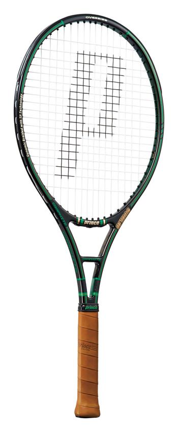 【国内正規品:メーカー保証書付だから安心】プリンス(Prince)テニスラケット グラファイト オーバーサイズ ブラック(Graphite Oversize Black) 7T39P ※スマートテニスセンサー対応