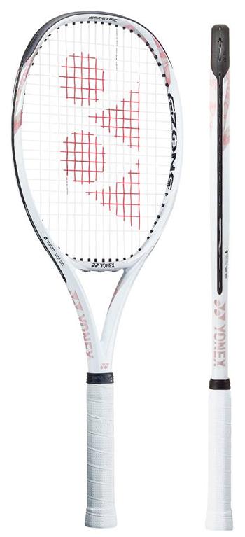 【数量限定ホワイト】テニスラケット ヨネックス(YONEX)イーゾーン100(EZONE 100)ホワイト/パールピンク ※Sonyスマートテニスセンサー対応モデル, おくすりやさん:52721250 --- sunward.msk.ru