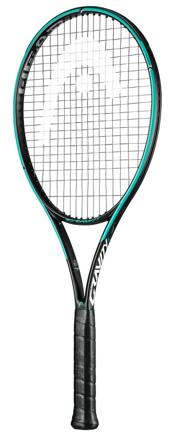 テニスラケット ヘッド(HEAD) グラビティ エス(GRAVITY S) 234209