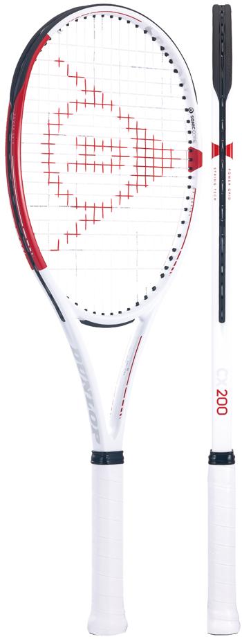 テニスラケット ダンロップ(DUNLOP)シーエックス200(CX200