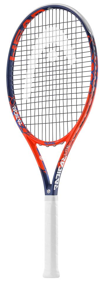 【OUTLET-SALE、シュリンクに剥れ有★在庫限り】テニスラケット ヘッド(HEAD) グラフィン・タッチ・ラジカル・ライト(Graphene Touch RADICAL LITE) 232648 ※スマートテニスセンサー対応