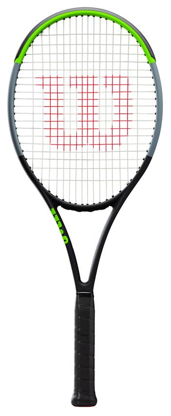 【発売開始】テニスラケット ウイルソン(Wilson)BLADE 100 UL V7.0(ブレード100UL V7.0)WR014111S+