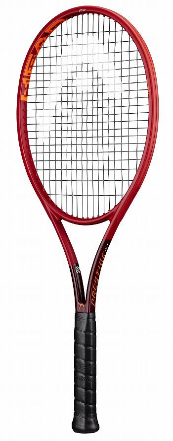 【発売開始】テニスラケット ヘッド(HEAD) グラフィン360+(Graphene 360+) プレステージ・ミッドプラス(PRESTIGE MP) (234410)