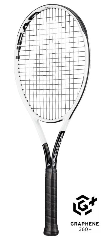 テニスラケット ヘッド(HEAD) グラフィン360+ スピードエムピーライト(Graphene 360+ SPEED MP LITE) 234020