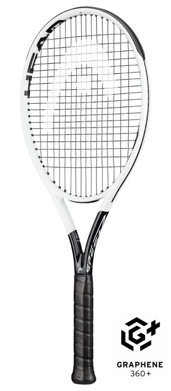 テニスラケット ヘッド(HEAD) グラフィン360+ スピードエス(Graphene 360+ SPEED S) 234030