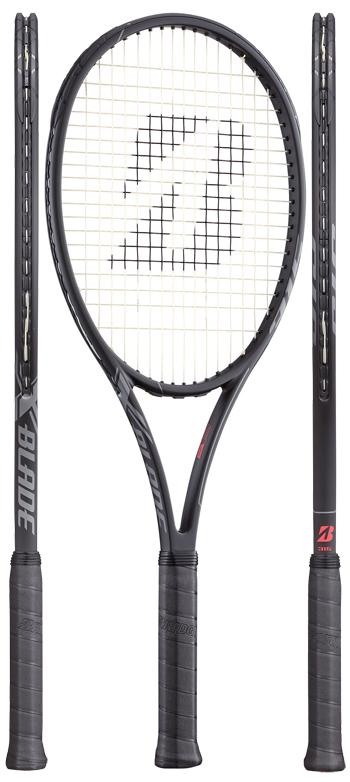 【発売開始★全黒ver.】ブリヂストン(BRIDGESTONE) テニスラケット エックスブレード ビーエックス(X-BLADE BX)315 BRABX5