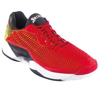 【発売開始】スリクソン (SRIXON) テニスシューズ アクティベクター(ACTIVECTOR)オムニ&クレーコート for MEN SRS-1013RY