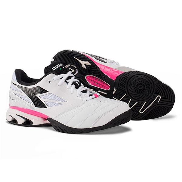 ディアドラ(diadora) テニスシューズ スピードスター K V W AG(SPEEDSTAR K V W AG)171501-0013