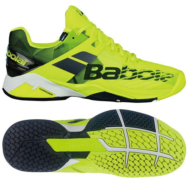 バボラ(Babolat) テニスシューズ プロパルス フューリー オールコート M BAS18208