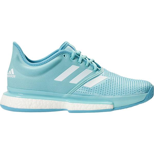 【1月末入荷予定】アディダス(adidas) テニスシューズ ソールコートブースト マルチコート(SOLECOURT BOOST M MC) CG6339