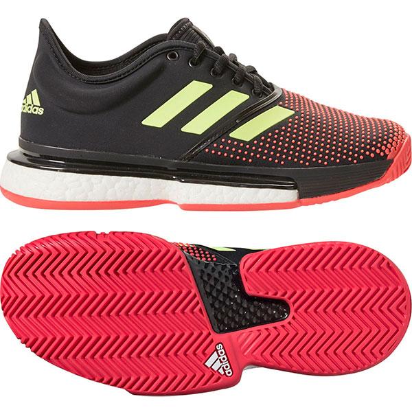 【SALE★在庫限り】アディダス(adidas) テニスシューズ ソールコートブースト W マルチコート(SOLECOURT BOOST W MC) G26297