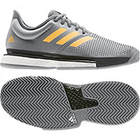 【SALE★在庫限り】アディダス(adidas) テニスシューズ ソールコートブースト マルチコート(SoleCourt Boost M) FBB06 EF2067