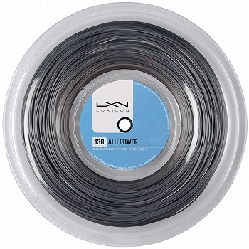 ルキシロン(LUXILON)ストリング アルパワー(ALU POWER)130 REEL 200m (WR8302301130)