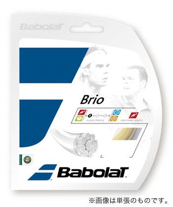 バボラ(Babolat) テニスストリング(ガット) ブリオ (BRIO) 200m ロール 243118
