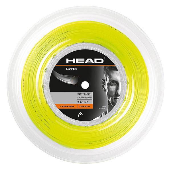 優先配送 ヘッド(HEAD) ストリングLYNX(リンクス)1.25mm 281794ロール200m 281794ロール200m 1740円 1740円/張 ヘッド(HEAD)/張, きもの葛西屋:f9779f61 --- holger-marschall.info