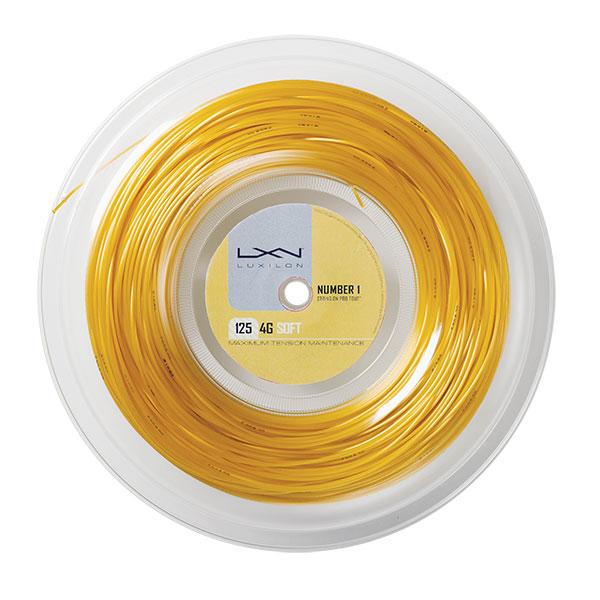 ルキシロン(LUXILON)ストリング4G SOFT(4G ソフト)200mロール WRZ990143