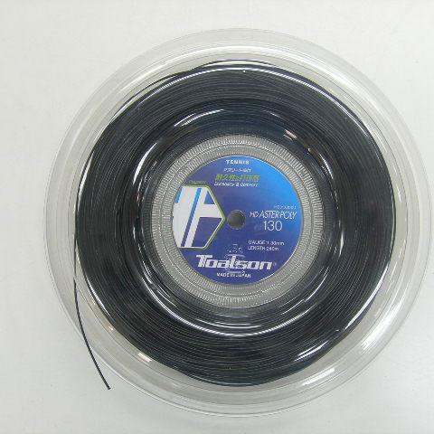 テニスガット トアルソン(TOALSON)HDアスタポリ130 (240mロール)836円/張