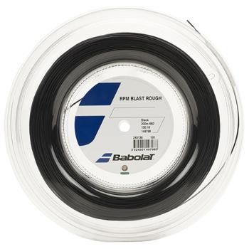バボラ(babolat)ストリング RPMブラスト ラフ(RPM BLAST ROUGH)ロール BA243136
