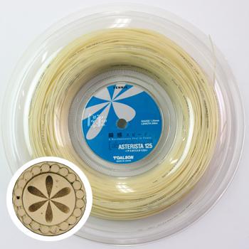 トアルソン(TOALSON)ストリング アスタリスタ(ASTERISTA) ロール240m 1.20/1.25/1.30/1.35mm
