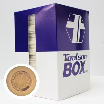 """激安特価品 究極のナノテクノロジー"""" メーカー公式ショップ TNT """"を採用したストリング トアルソン TOALSON 1.30mm 1.25 22張りボックス TNT2 ストリング"""