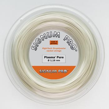 SIGNUM PRO(シグナムプロ)Plasma Pure【プラズマピュア】200mロール硬式テニス用ガット
