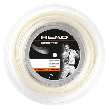 【HEAD】ソニックプロ SONIC PRO 17(1.25mm)200mロール(281128)