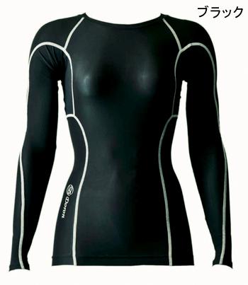 ドロン(Doron)アンダーウェアライフシリーズ WOMEN'S ロングスリーブシャツ(D0350)