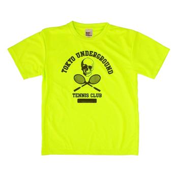 TUTC 新商品 DryTシャツ TS-001 蛍光イエローxブラック 定番の人気シリーズPOINT(ポイント)入荷