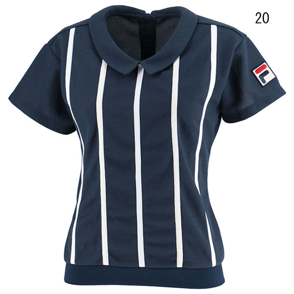 フィラ(FILA)レディース ゲームシャツ VL1844