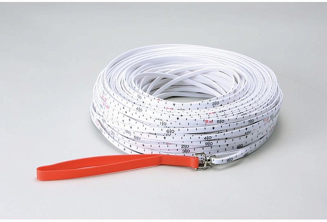 エバニュー 検尺ロープ100(EKA197)