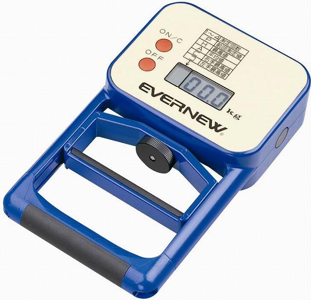 エバニュー デジタル握力計(EKJ077)