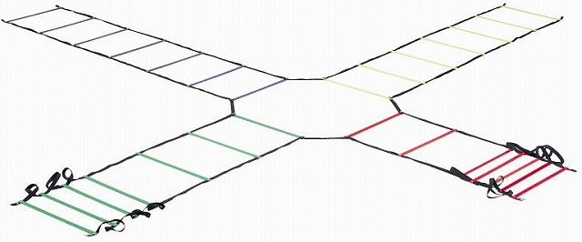 エバニュー 4色ラダーロープ(ETE061)