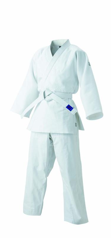 早川繊維工業(九櫻) (上下セット)特製二重織柔道衣 上下セット(JZJ1L)