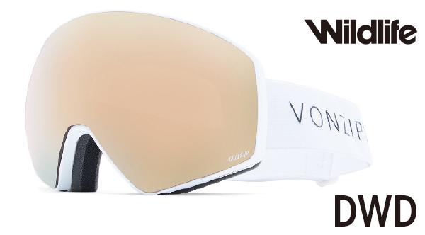 ボンジッパー(VONZIPPER) JETPACK スノーゴーグル AI21M701-DWD