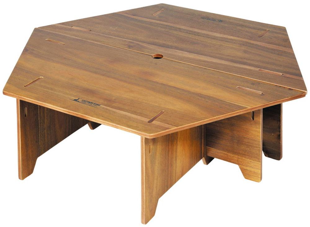 CAPTAIN STAG(キャプテンスタッグ) CSクラシックス ヘキサセンターテーブル<96> UP-1040 アウトドア UP1040