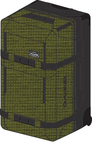 ダカイン(DAKINE) SPLIT ROLLER 110L キャリーバッグ AI237131-TRO
